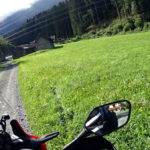 Strat im Ort Stranig Kärnten