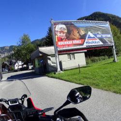Hochkar Hochkaralpenstraße Mautstation