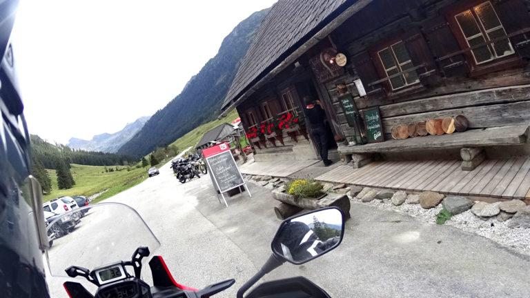 Sölkpass mit dem Motorrad 2016