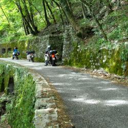 Monte San Simone Motorrad