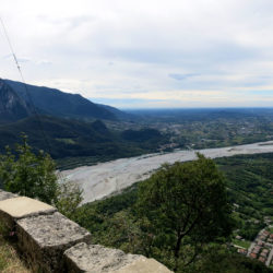 Monte San Simone Africa-Twin-2016