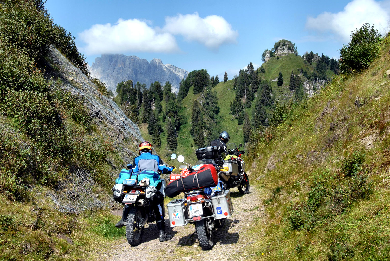 Höhenprofil Passo Della Forcella zum Forcella Ielma