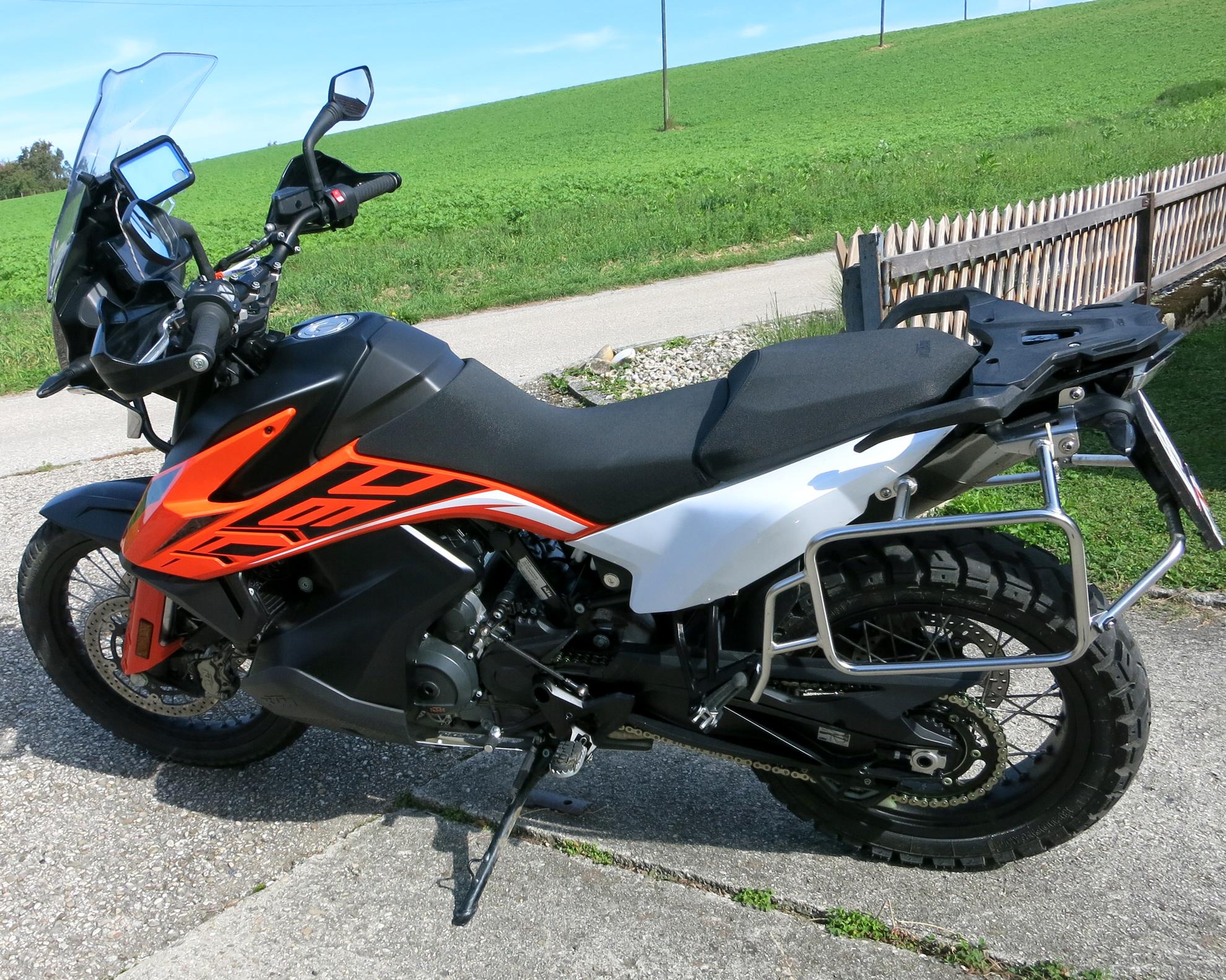 KTM-790-AdventureS-schalthebel2